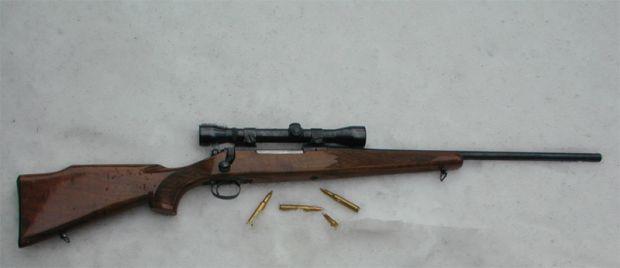 Remington Model 700 30 06 Image Uberjager Mod Db