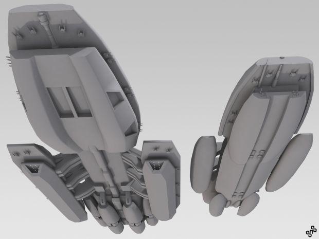 Pegasus V1 WIP Size Comp