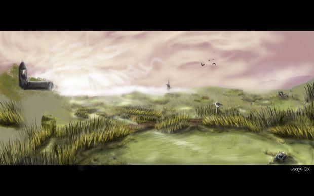 Stalker Clear Sky Swamp