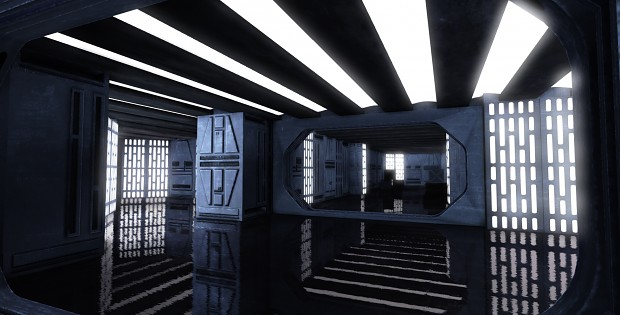 MB3 UDK Death Star WIP