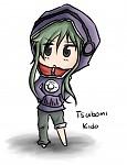 Tsubomi Kido Chibi!