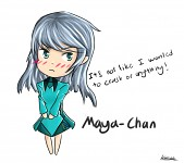 Maya-chan