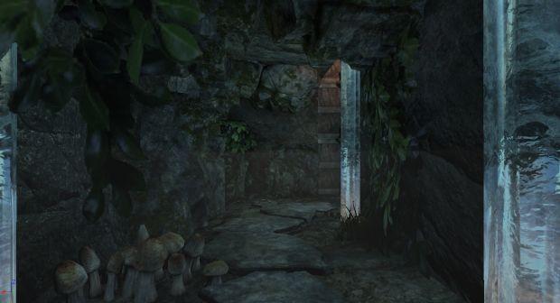 DM-first screenshot