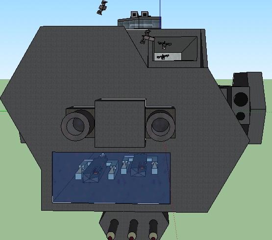updated destroyer