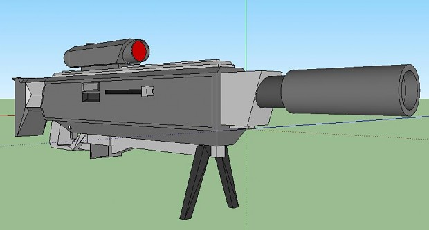 rifle design
