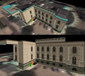 Belgrade Building WIP