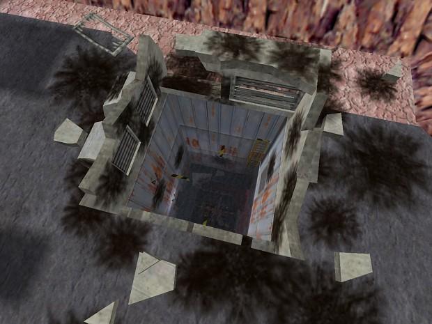Dark Matter Bonus #1 - High Security Storage Facility, Ventilation Shaft