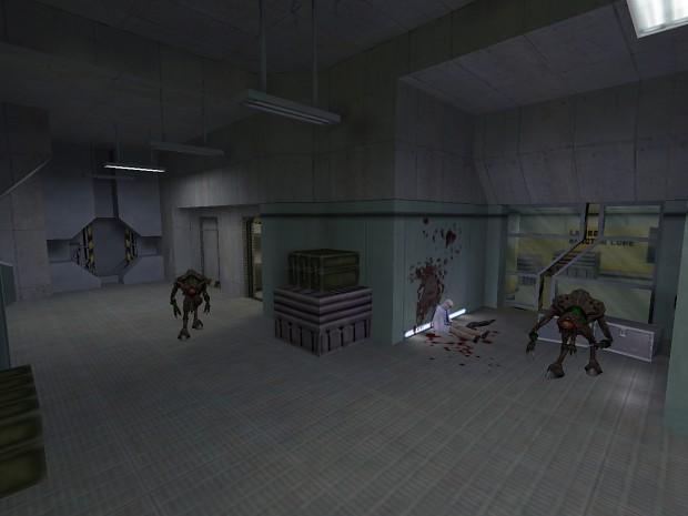 Dark Matter Bonus #2 - Lambda Complex, Supply depot