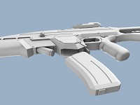 ARC-3 Assualt Rifle