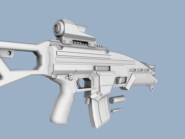 ARC-3 Assualt Rifle