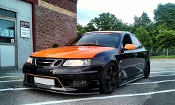 2004 Saab 9-3 Vector Turbo