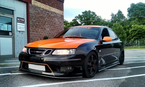 2004 saab 9 3 vector turbo image m dox mod db. Black Bedroom Furniture Sets. Home Design Ideas