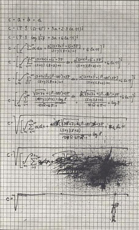 Math can Kill