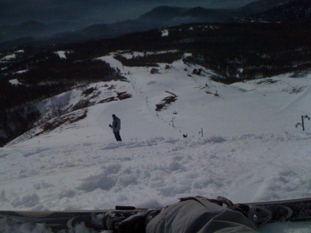 went skiing :)