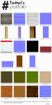 My texture portfolio