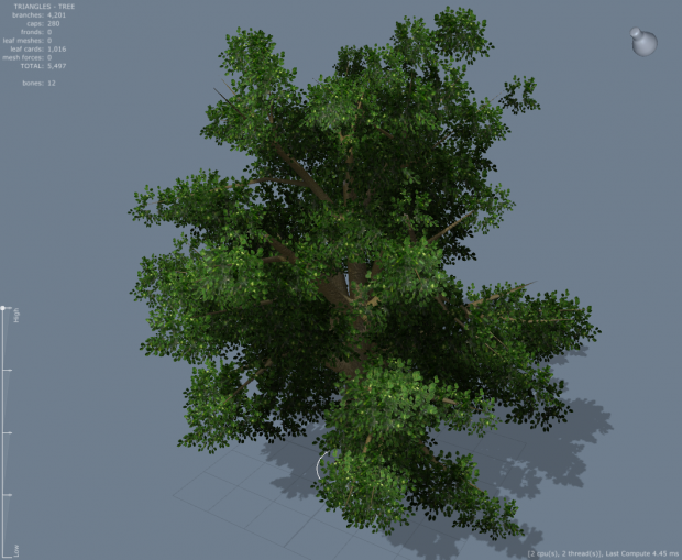 Tree (or I tried making one)
