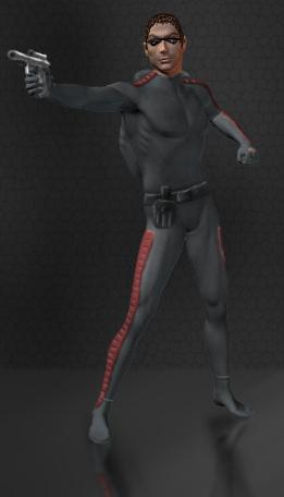 Atiniir Abdo - Character Concept
