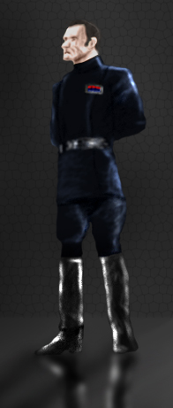 Moff Mol Taras - Character Concept