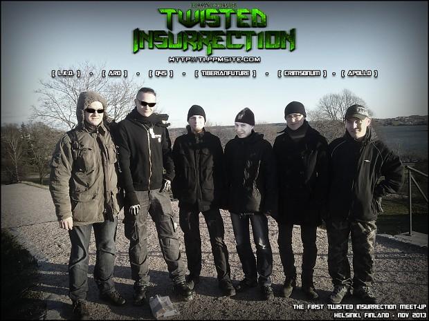 Twisted Insurrection Meet-Up - November 2013