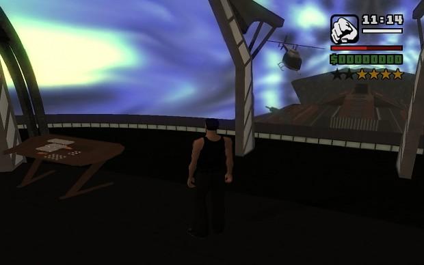 Random stargate horizon of the universe screenshot