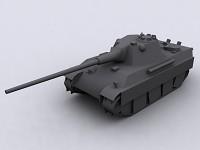 Panzer V Panther Ausf. F mit 8,8 cm KwK 43 L/71