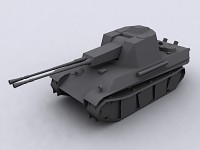 Flakpanzer V Super Coelian