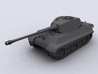 """Panzer VI Tiger II """"Königstiger"""" (Henschel)"""