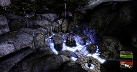WaterCanyion - UDK
