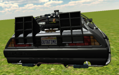 Progress on BTTF DeLorean