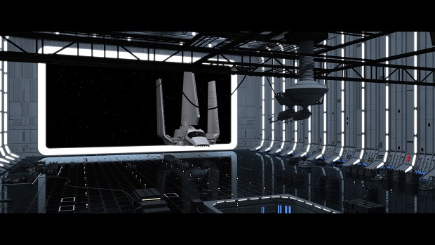 Shuttle Landing