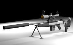 sniper rifle for Breaking point