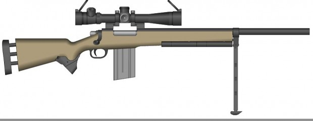 M6 Sniper Rifle