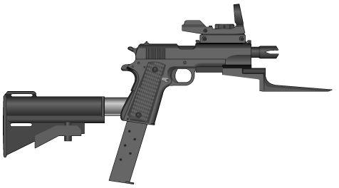 M1911 Spec