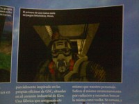 Spanish Magazine STALKER Preview.