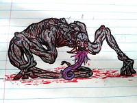 Infested Crawler