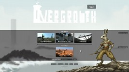 Overgrowth Main Menu Alternative - SUM Version