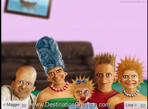 Real life Simpsons