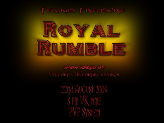 Tekagis Treasure Royal Rumble