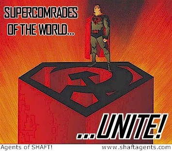Communist Superman