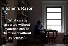 Hitchens' Razor