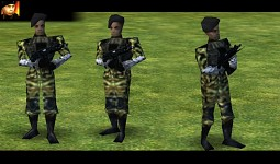 Empire Earth: Hero Bresden a mexican commando