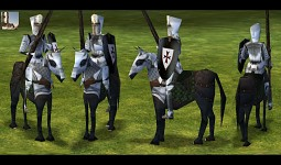 Empire Earth: Knight New Skin