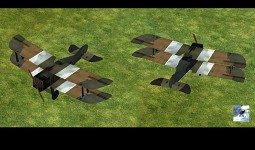 Empire Earth: Sopwith FIghter New Skin