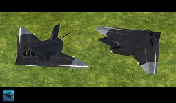 Empire Earth: New Skin For F117 Fighter / Bomber