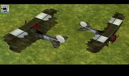 Empire Earth: Fokker Airplane Alternative Skin