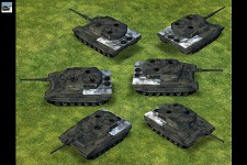 Empire Earth: Leopard 2 new skin