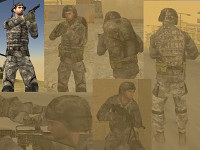 US Infantry New ACU camo (BF1942 DCGF Mod)