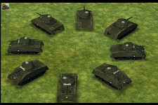 Empire Earth: Sherman Tank New Skin