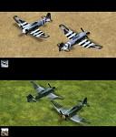 Empire Earth: New Typhoon airplane