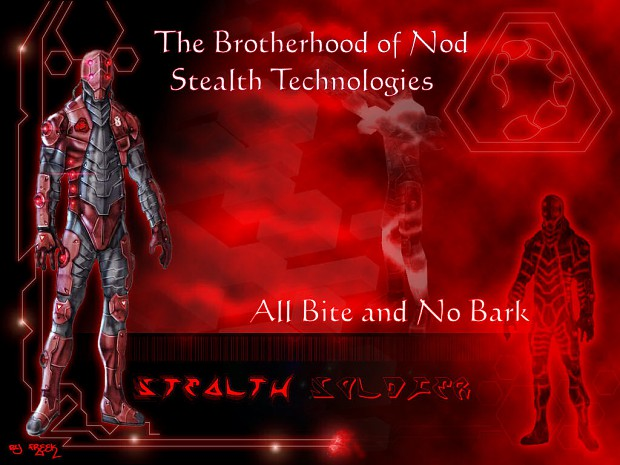 Nod Steath Black Hand
